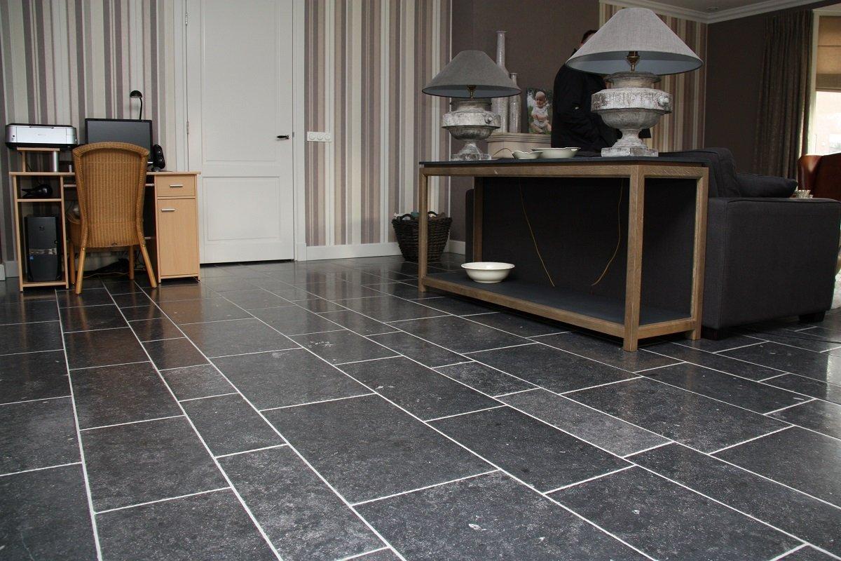 Natuursteen vloer - KROON Vloeren in Steen