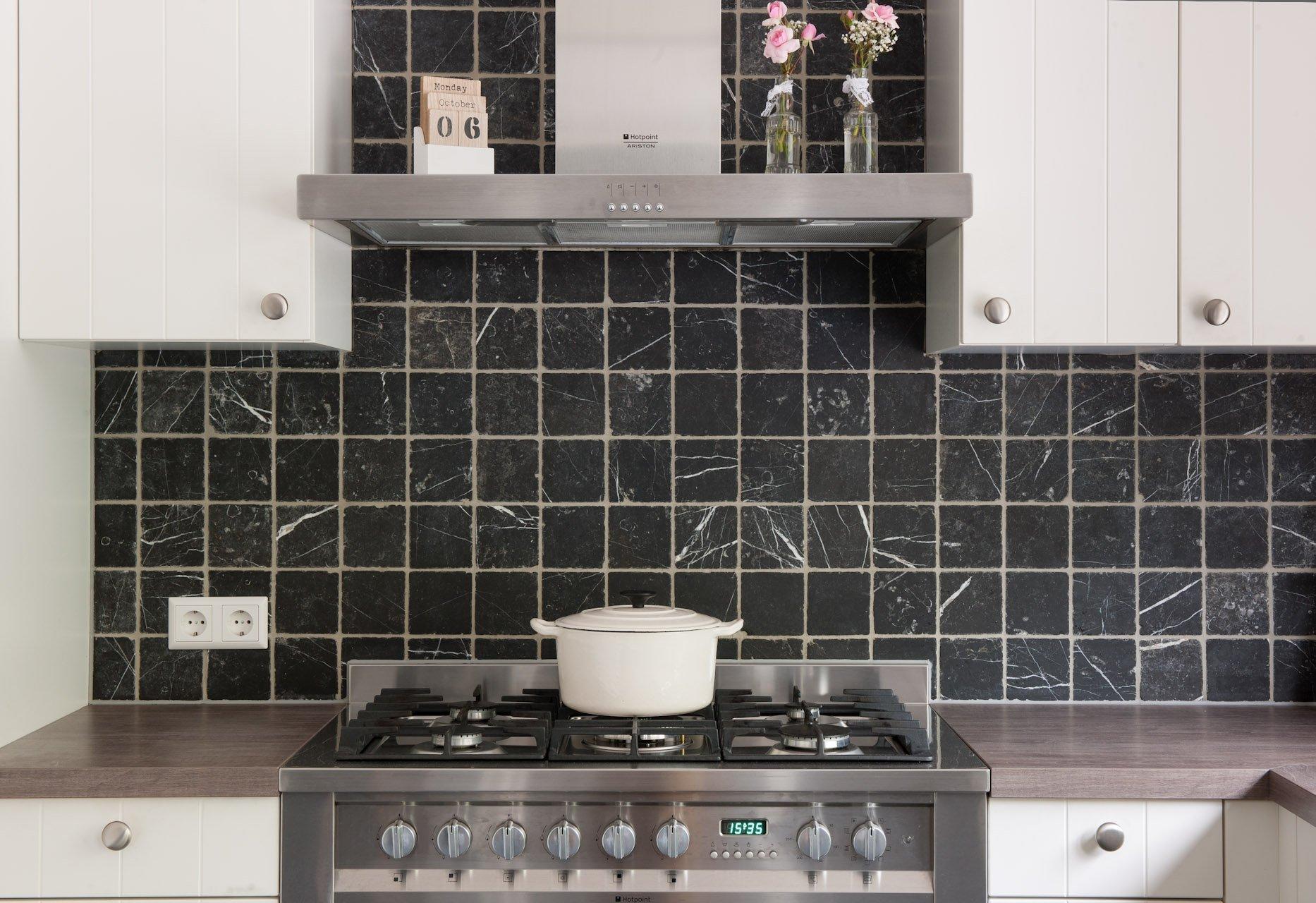 keuken wandtegels zonder voeg : Idee Tegels Keuken