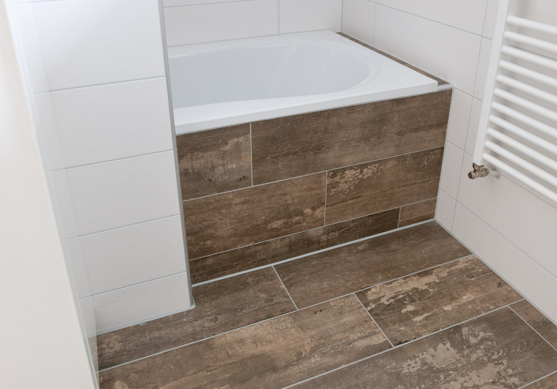 Badkamer Tegels Zwart Wit