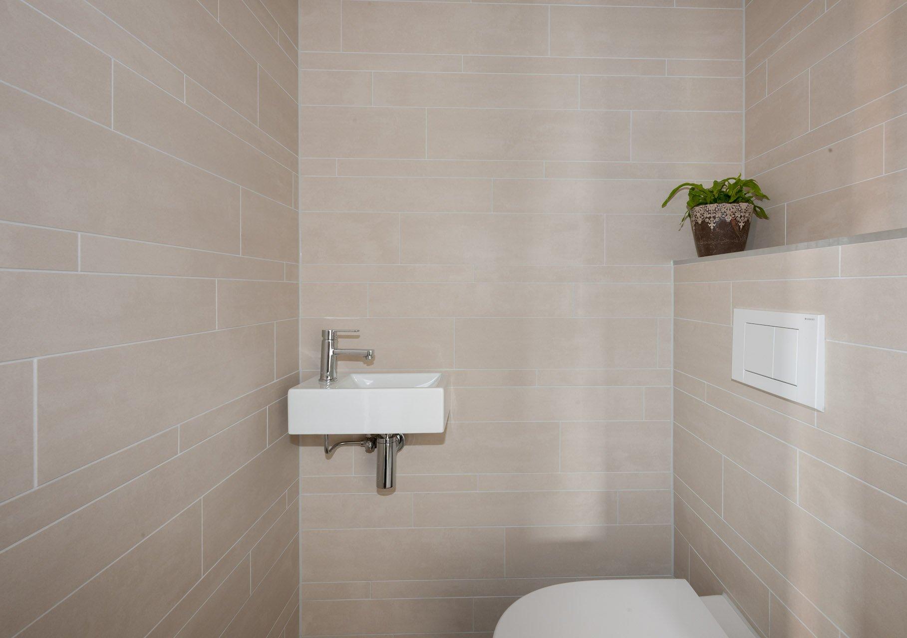 Wandtegels badkamer kroon vloer in steen - Badkamer wc ...