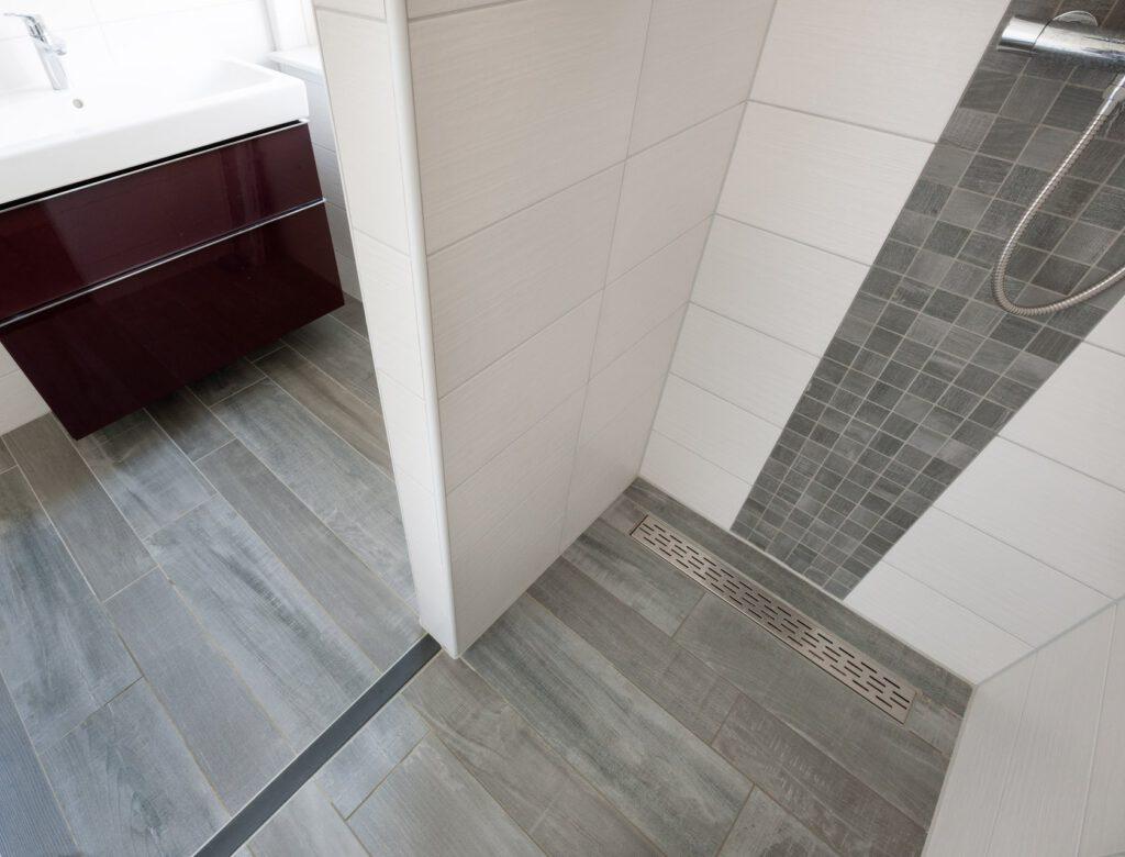 Inspiratie kroon vloeren in steen - Badkamer keramische ...
