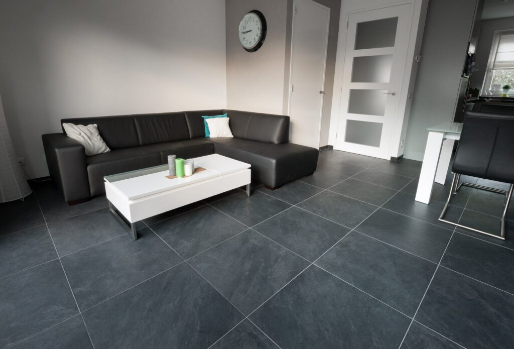 Best Grote Plavuizen Woonkamer Contemporary - Moderne huis ...
