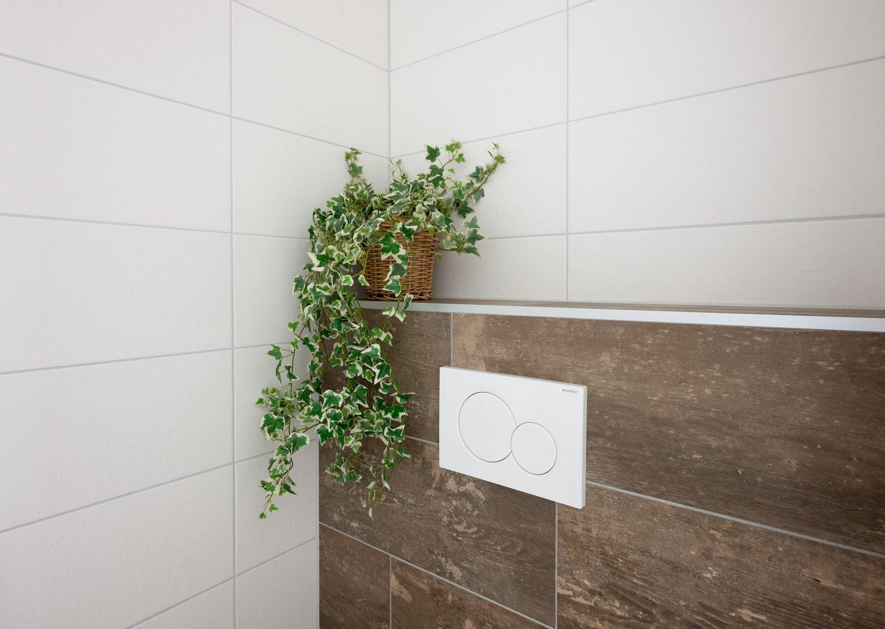 Wc met houtlook tegels: tegels voor het toilet inspiratie saniweb