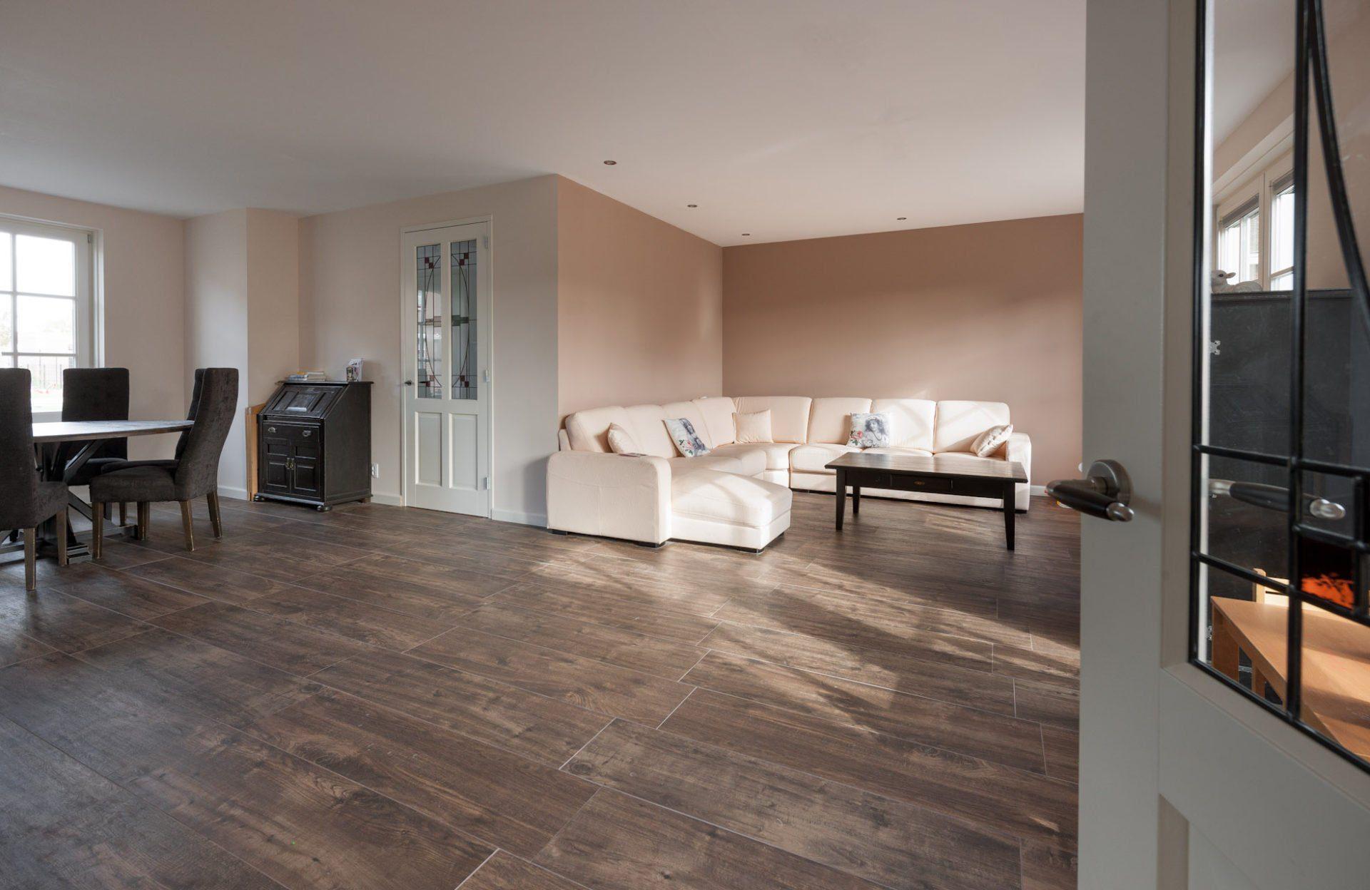 Houtlook tegels - KROON vloeren in Steen