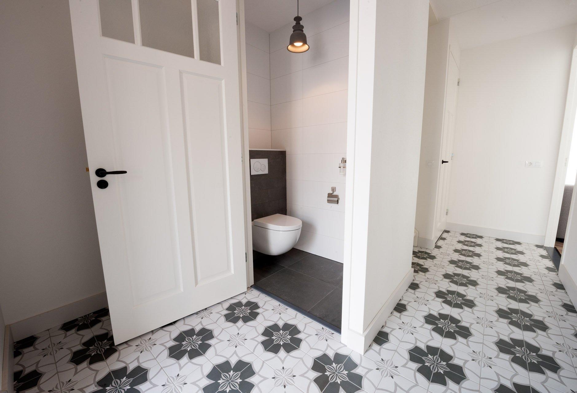 Marokkaanse Tegels Toilet : Portugese tegels hal