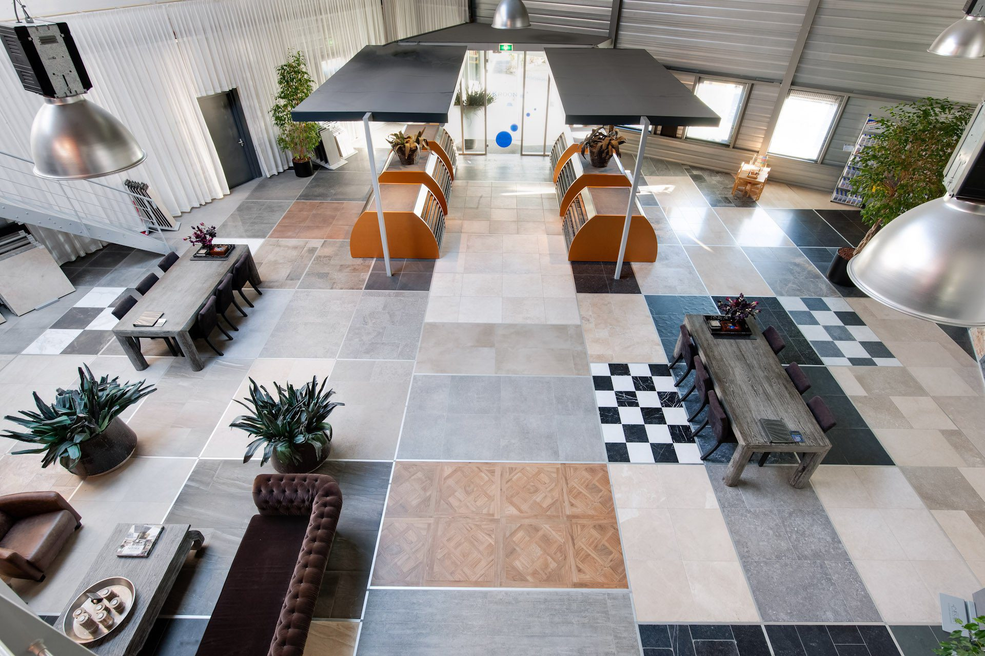 Houtlook Tegels Limburg : Vloertegels houtlook kroon vloeren in steen